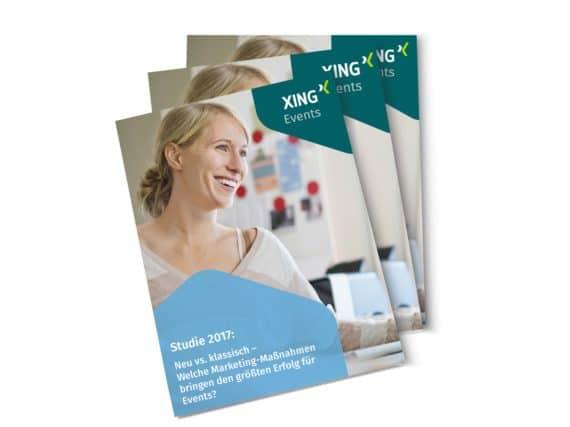 Umfrage Eventvermarktung Xing