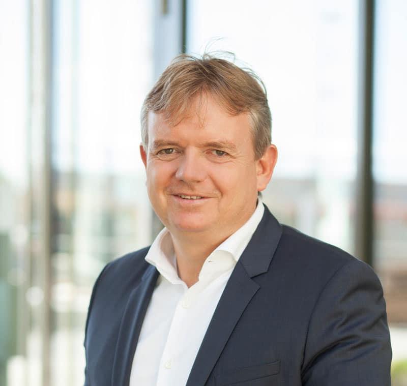 Wolfgang Breuer, Chief Executive Officer (CEO)/Geschäftsführer der Media Broadcast