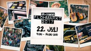 Flohmarkt bei Thomann