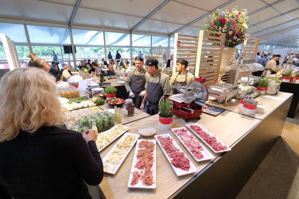 Broich Catering & Locations beim Grand Départ 2017