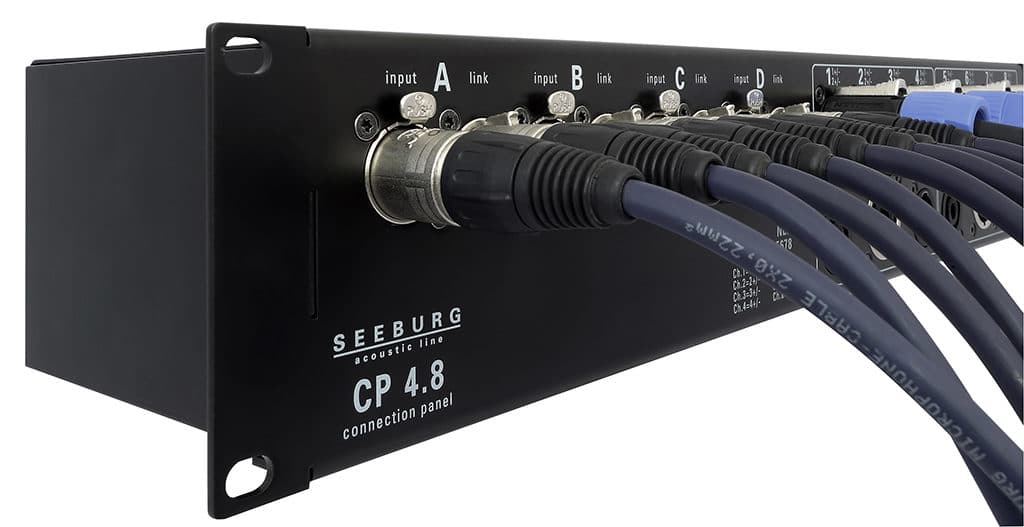 SEEBURG CP 4.8 Connection Panel