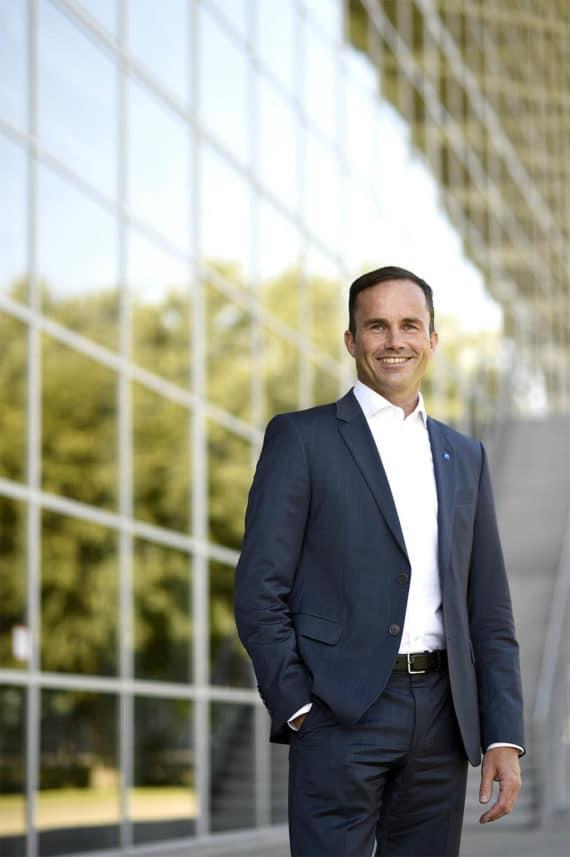 Dr. Jochen Köckler, Vorsitzender des Vorstandes der Deutschen Messe, Hannover