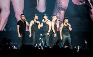 New Kids on the Block auf Tour