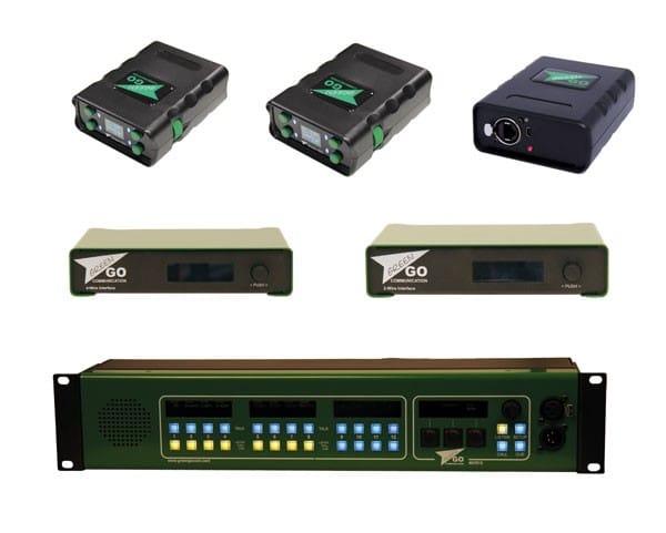 Green Go Intercom
