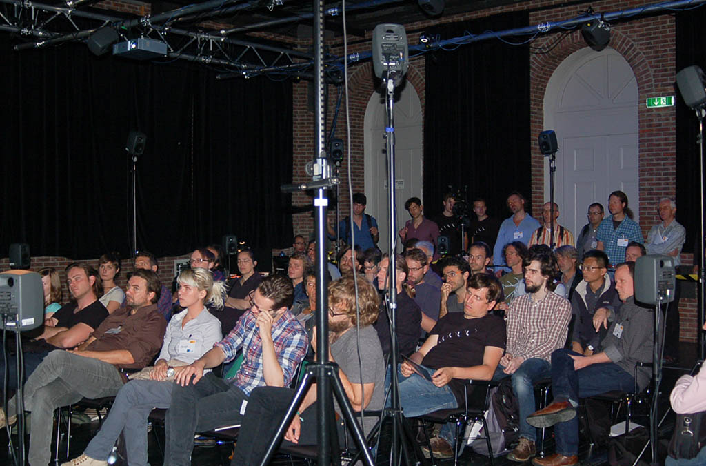 ICSA 2015: Voller Vortragssaal