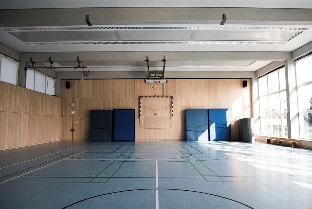 Kling & Freitag Audiosystem im Zentrum für Hochschulsport