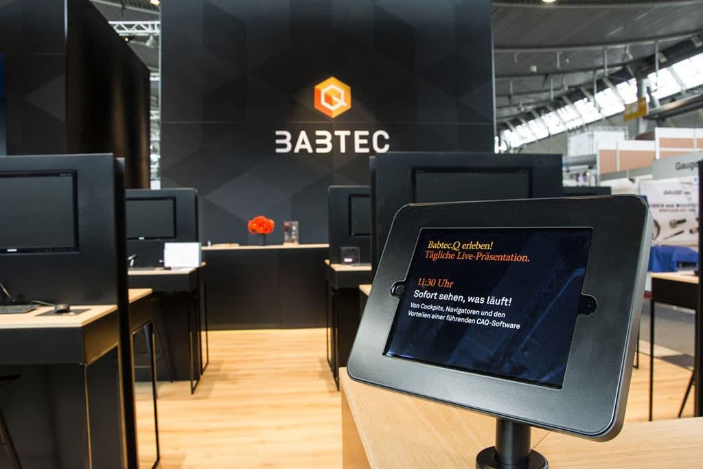 Messe Control_Babtec