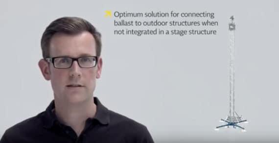 Screenshot aus dem technischen Video von Milos zur MT1 Ballast-Base