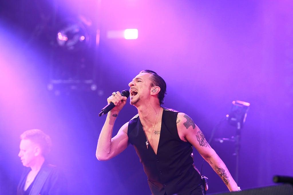 Dave Grahan von Depeche Mode