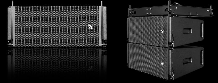 Das neue Vertical Linearray VT16 von ProAudio Technology