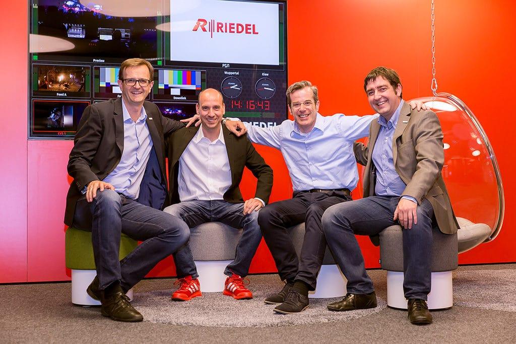 Das Wuppertaler Unternehmen Riedel übernimmt die Anteilsmehrheit des österreichischen Spezialisten für innovative Antennensysteme, PPidso.