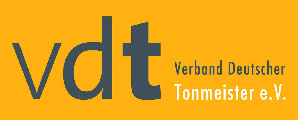 Verband Deutscher Tonmeister - VDT - Logo