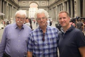 Prof. Dr. Wolfgang Ahnert, John Storky, Dirk Noy