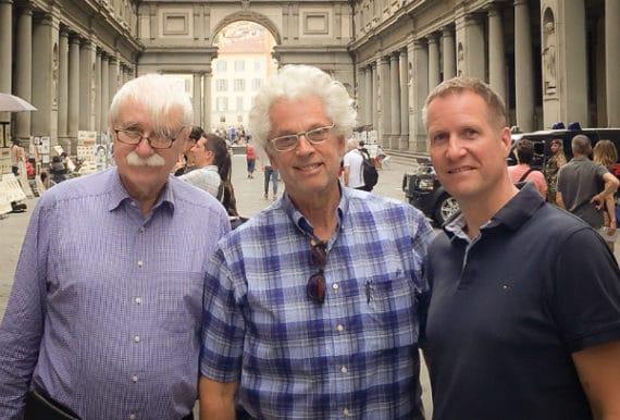 Prof. Dr. Wolfgang Ahnert, John Storyk, Dirk Noy