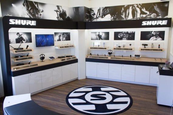 Shure Experience Center