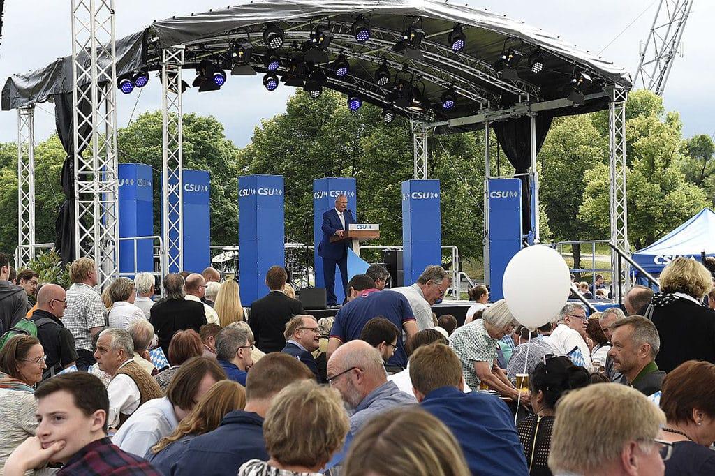 CSU Bürgerfest 2017