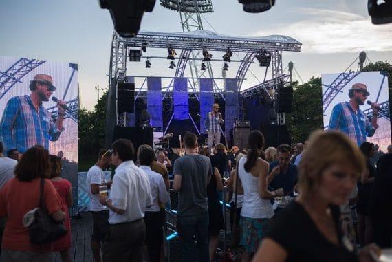 Dritte G+B @fterwork Party