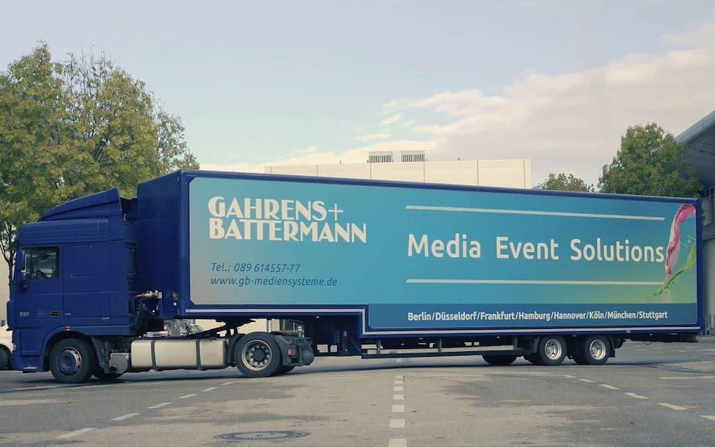 LKW von Gahrens + Battermann