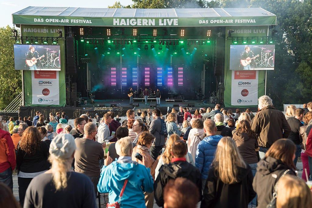 """Open Air """"Haigern Live!"""""""