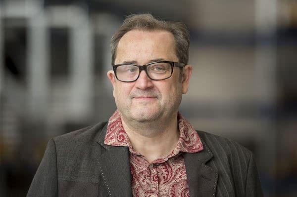 Global Business Development Manager Helmut Protte