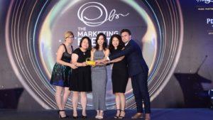 Vok Dams China freut sich mit seinen Kunden Audi und myAustrian über den Gewinn von 3 Awards bei den Marketing Events Awards 2017 North Asia.