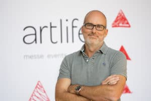 Stephan Haida, Geschäftsführer Artlife