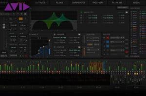 Software Avid Venue 5.5