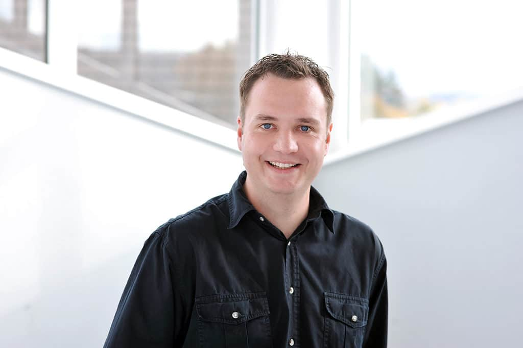 Christian Jung ist neuer Sales Manager bei Meyer Sound.