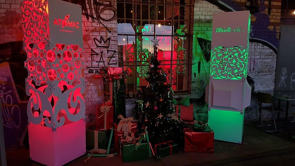Atomic Designpanels beim hey!meetup Berlin – Winter Edition