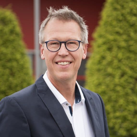 Pan Geschäftsführer Klaus Huenteler