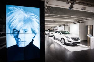 Cadillac Europe - Letters to Andy Warhol