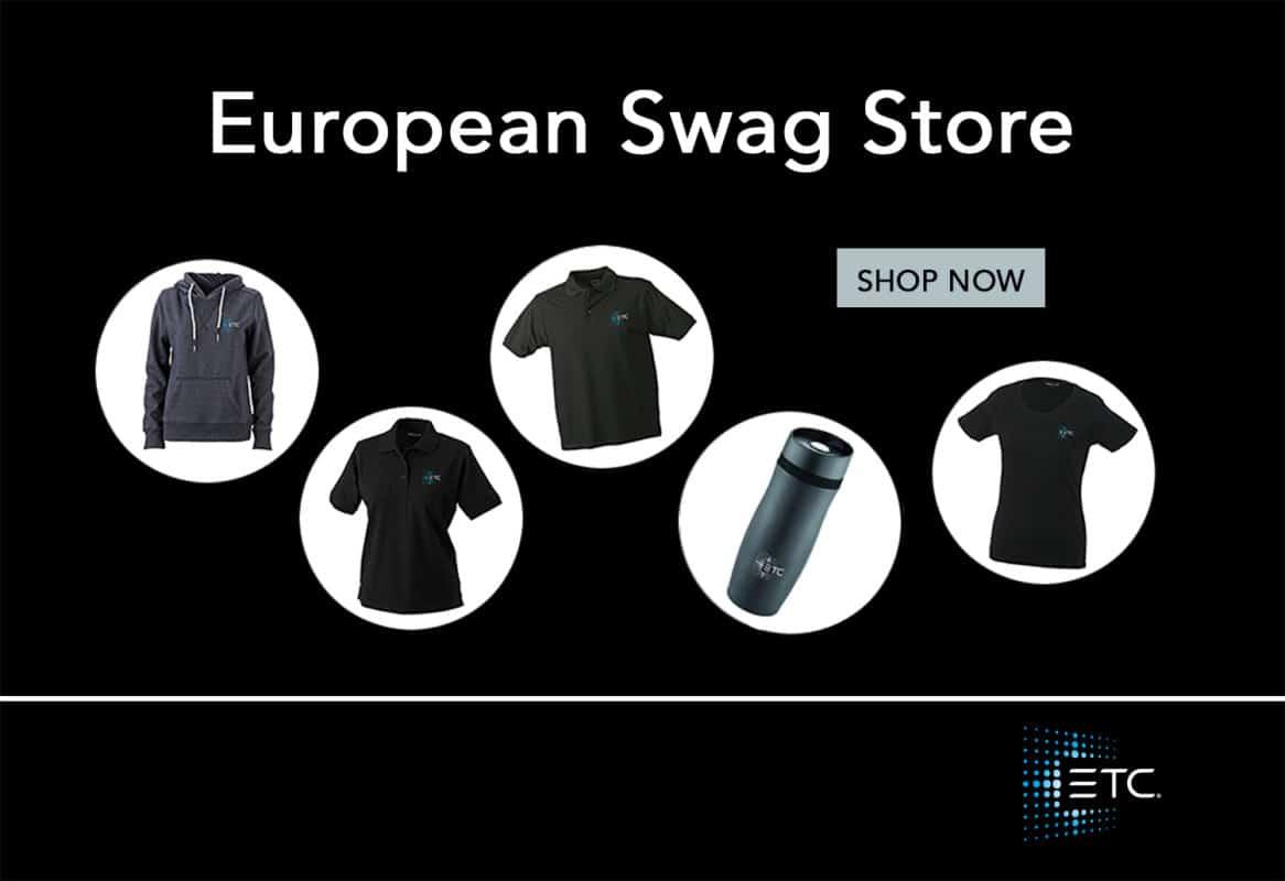 ETC Swag Store Website