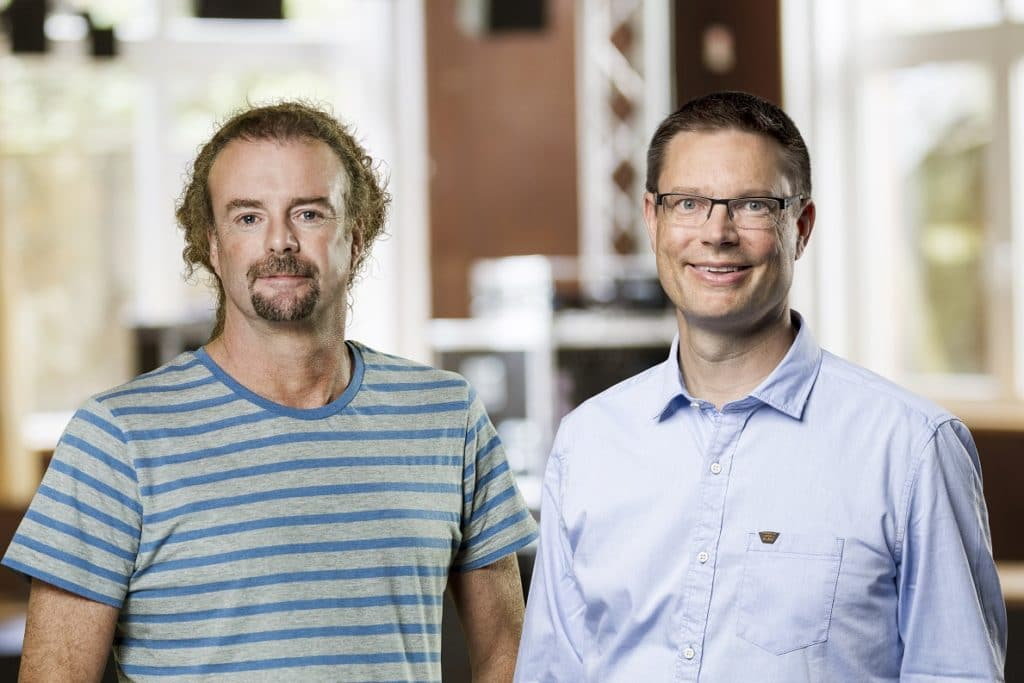 d&b audiotechnik is expanding its Research and Development department and has appointed a new member to its management team. With effect from August 1st 2017, Jan Biermann (right) takes over from Frank Bothe (left) as Head of Research and Development. Bothe will now focus on the company's medium to long term technology roadmap in his role as Chief Technology Officer. As leader of the Research and Development team Biermann will be responsible for implementing product development projects, reporting to d&b Managing Director Markus Strohmeier. Contact data: d&b audiotechnik GmbH, Eugen-Adolff-Str. 134, 71522 Backnang, Germany, T +49-7191-9669-433, press@dbaudio.com, uwe.horn@dbaudio.com, www.dbaudio.com