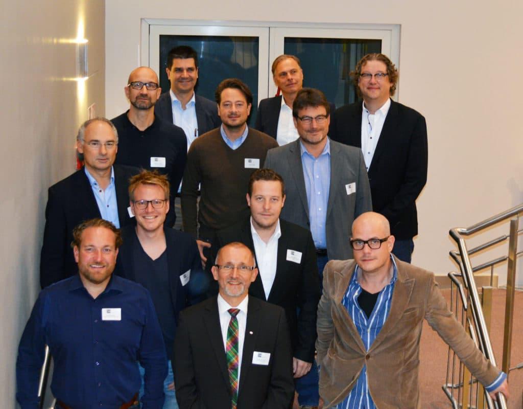 Die Jury des FAMAB Award 2017 für die Kategorie Event und Architecture