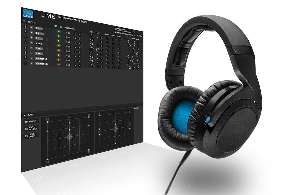 LIME für 3D/Immersive-Audio-Mischungen