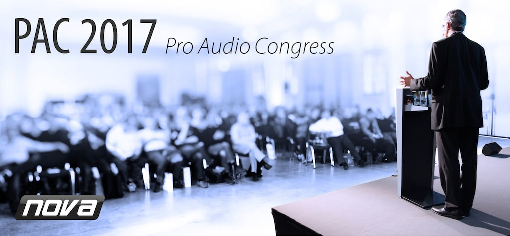 NOVA Pro Audio-Congress 2017