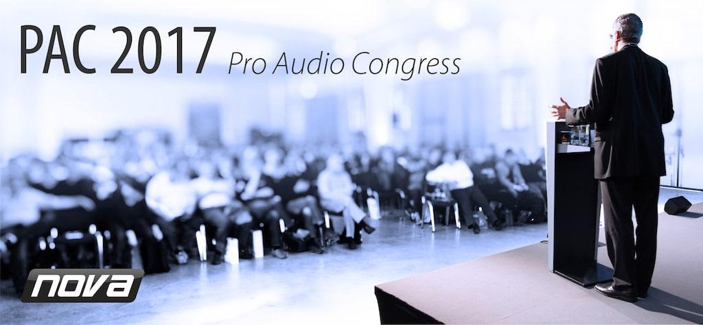 NOVA Pro Audio-Congress 2017