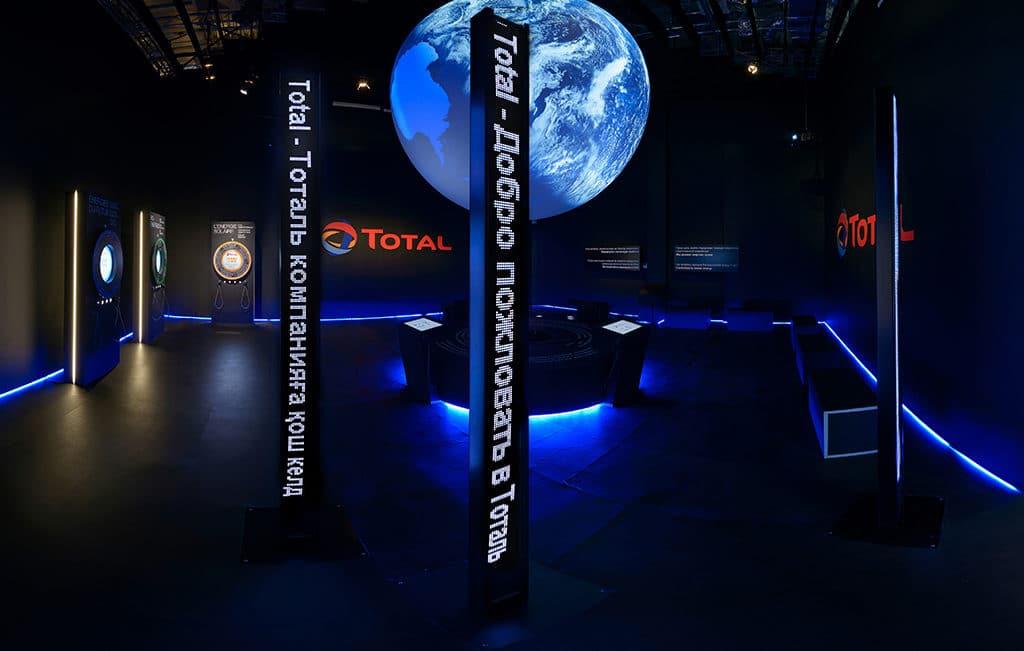 Expo Pavillon Total