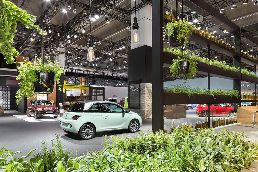 VITAMIN E inszeniert Opel-Markenerlebnis für den neuen Grandland X