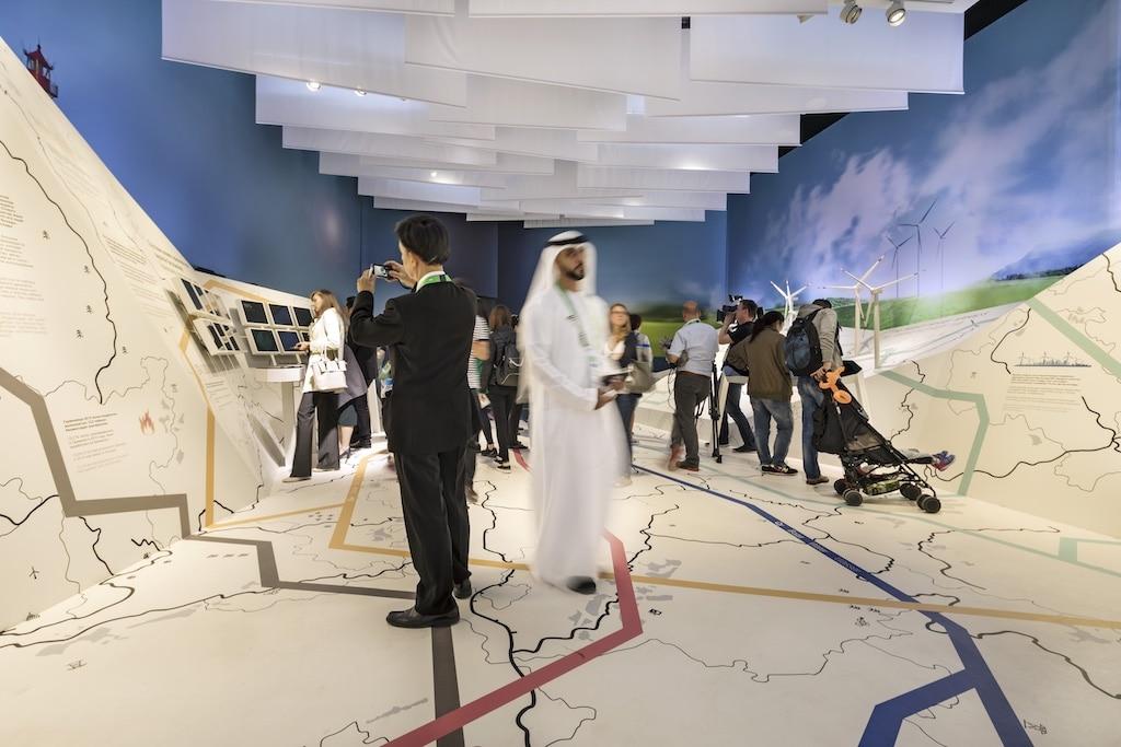 Deutscher Pavillon auf der EXPO 2017