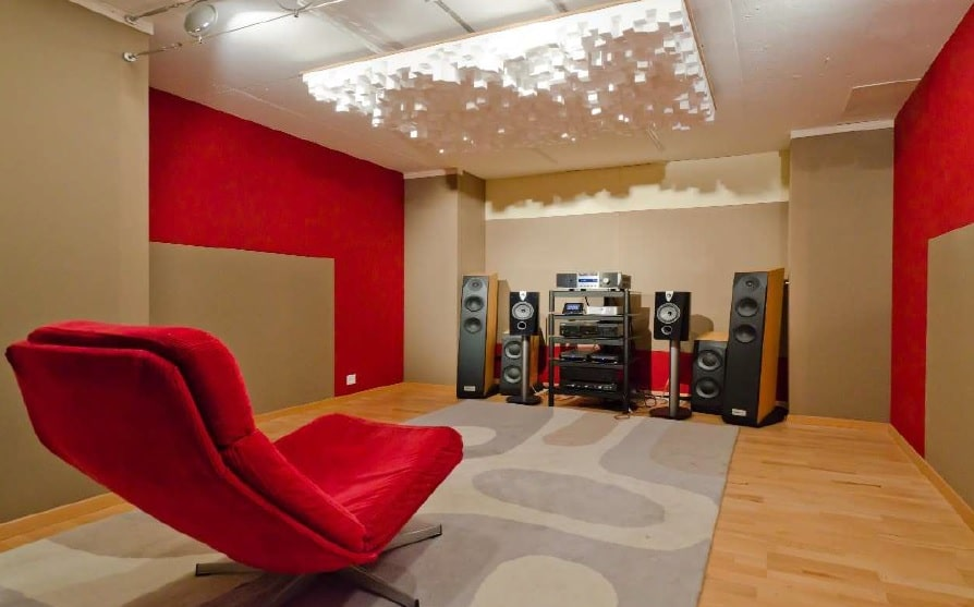 Raumakustik im Studio