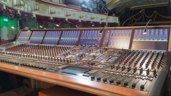 Stage Tec's Aurus platinum
