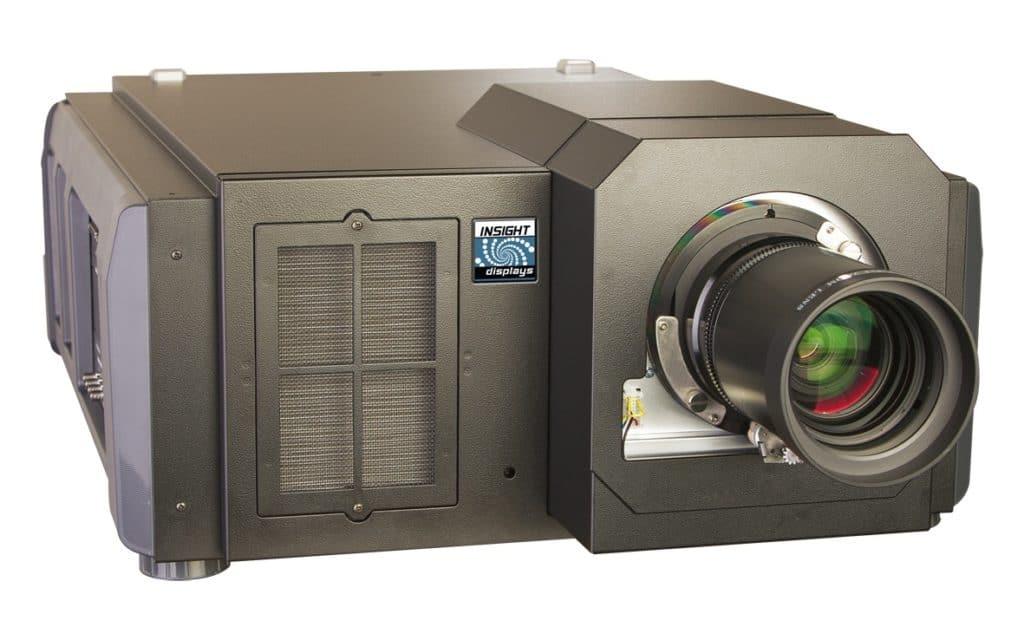 Laser-Projektionssystem von Digital Projection