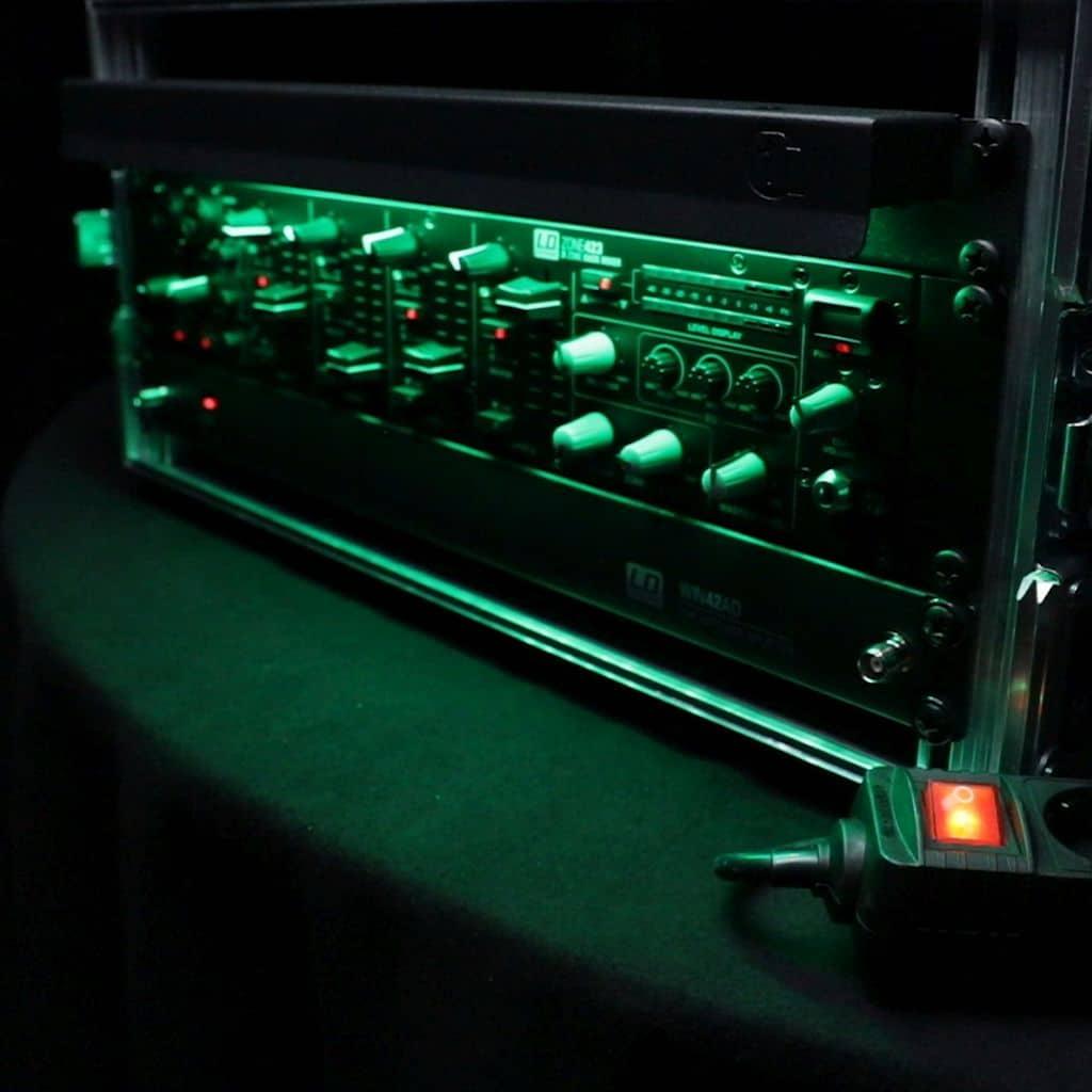 19'' LED Racklight von Adam Hall