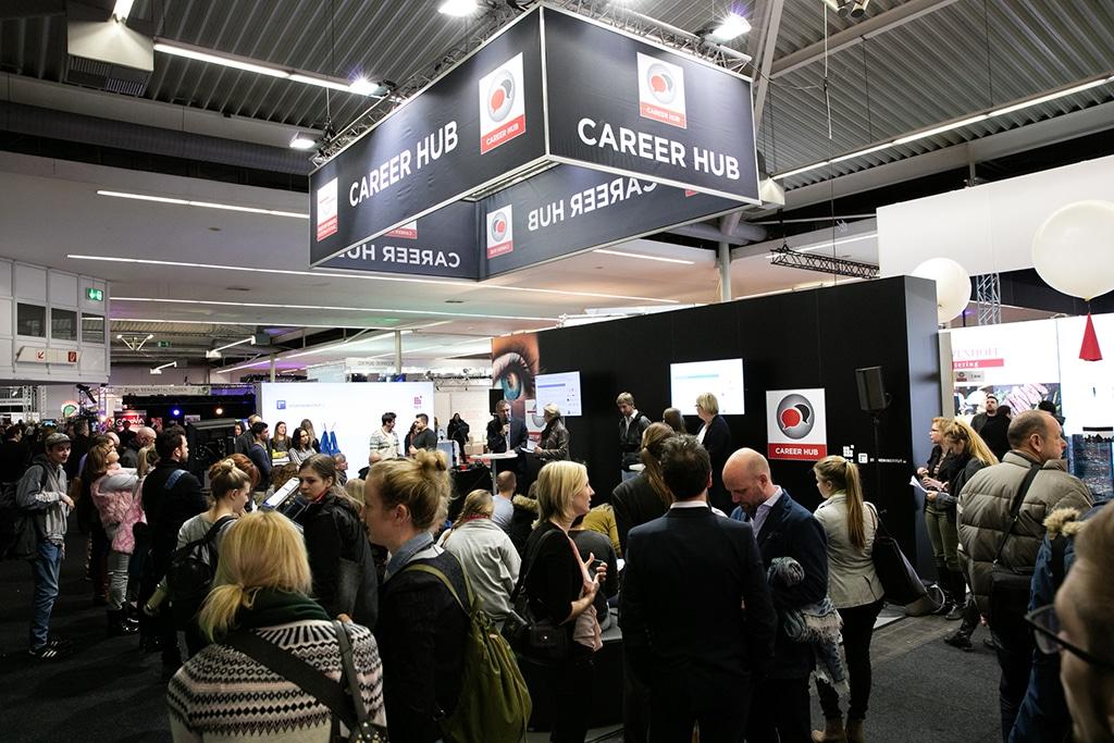 Career Hub auf der BOE 2017