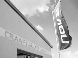 NOVA Audio Firmengebäude