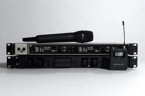 Digital 6000 von Sennheiser