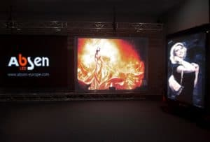 Absen Europe Showroom_LED Displays