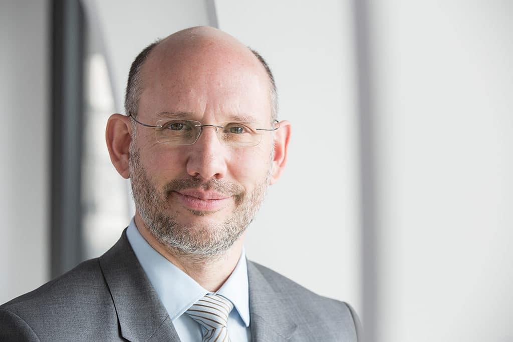Michael Brill ist seit dem 1. Oktober neuer Geschäftsführer bei Düsseldorf Congress Sport & Event
