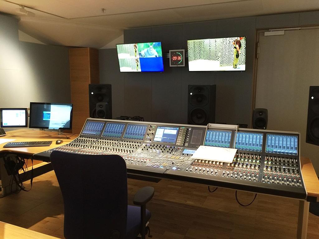 Tonregie des NDR in der Elbphilharmonie Hamburg
